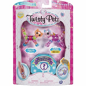 TWISTY PETZ THREE PK