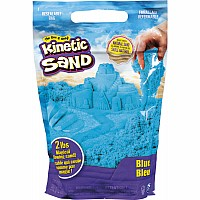 KINETIC SAND 2LB COLOR BAG