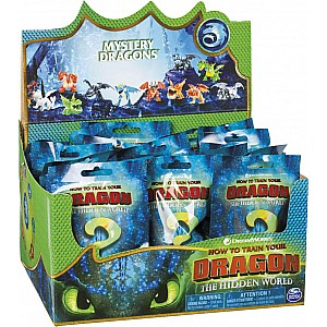 DreamWorks Dragons Mystery Dragons Collectible