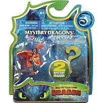 DreamWorks Dragons Mystery Dragons Collectible 2 Pack