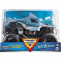 MONSTER JAM 1:24 COLLCTR DIE CAST