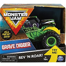 Monster Jam Rev & Rumble