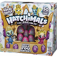 Hatchimals CollEGGtibles 1 Pack Royal Hatch