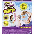 Kinetic Sand Sand Slime Lab