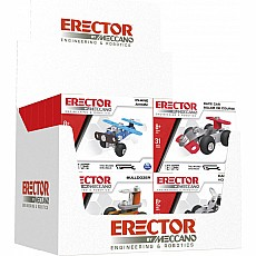 Erector by Meccano Bolts