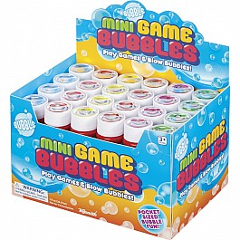 Mini Game Bubbles