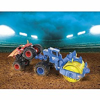 MONSTER JAM 1:64 DIRT DOZERS