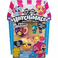 HATCHIMALS PET OBSSESSED 2PK
