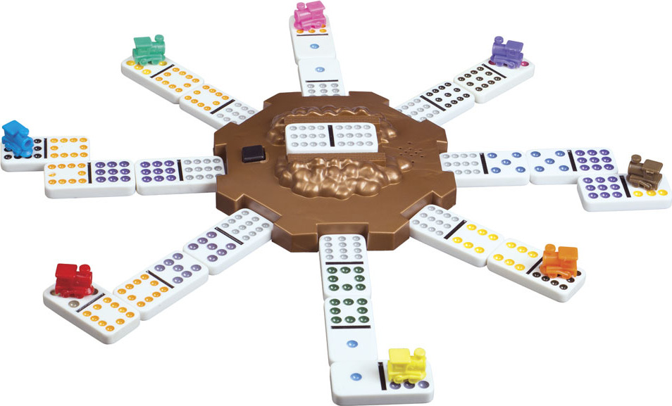 Mexican Train Domino
