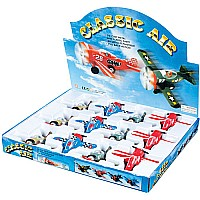 "6"" Classic Fighter Plane"