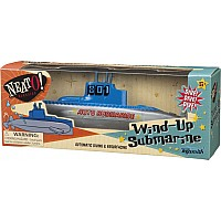 Wind Up Submarine