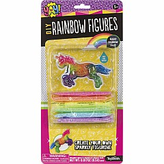 Dyi Rainbow Figures