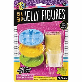 Make Your Own Jelly Figures