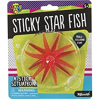 Sticky Star Fish