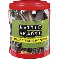 Battle Ready Deluxe Strike Force