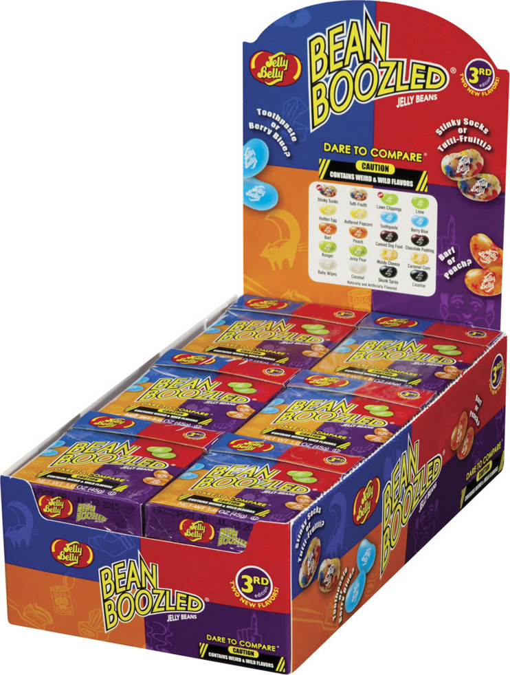 Beanboozled Jelly Belly - Givens Books and Little Dickens