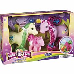 Pony Family Set