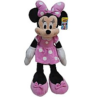 "Minnie 25"" Plush"