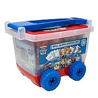 Paw Patrol Stationery in Storage Wagon