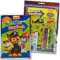 Paw Patrol Grab n Go Play Pack Bulk