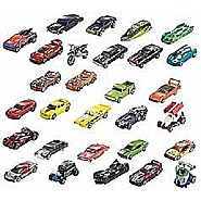 Hot Wheels Assorted Cars