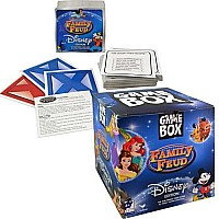 Family Feud Disney Game Box