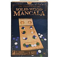 Mancala Folding Sleeve, Solid Wood