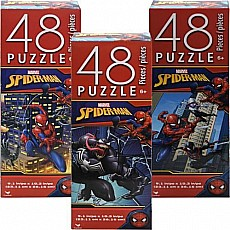 Spiderman Tower Box Puzzle (Assorted Designs)