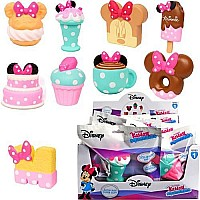 Minnie Kawaii Squeezies Food Assortment in PDQ