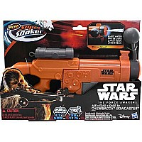 Hasbro, Star Wars Chewbacca Bowcaster Nerf Super Soaker