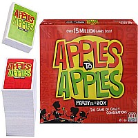 Mattel DP Apples To Apples Party Box