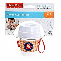Fisher Price DP Coffee Cup Teether