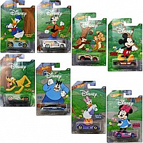 Mattel DP Hot Wheels Mickey & Friends Asst,