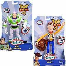 Mattel DP  Toy Story 4 True Talkers Figure Asst.