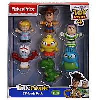 Fisher-Price Toy Story 4 Figures
