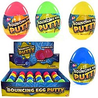 Bouncing Putty Egg 2.4""