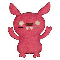 Puglee Ugly Doll Pink - #10271