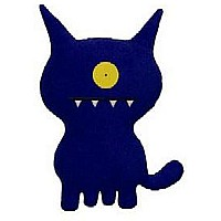 Uglydog Little Ugly Doll Dark Blue - #51371