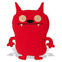 Little Ugly-dave Darinko Red New!