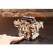 Ugears Games Deck Box