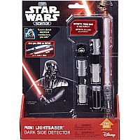 Mini Lightsaber Dark Side Detector