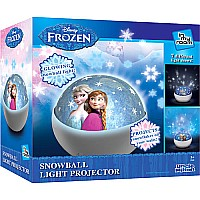 Frozen Snowball Light Projector