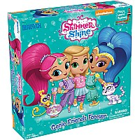 Shimmer and Shine Genie Friends Forever