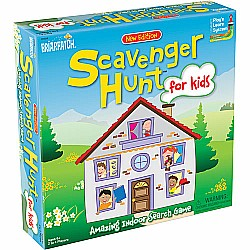 Scavenger Hunt For Kids (new Packaging)