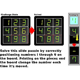 Numbers Pocket Puzzler