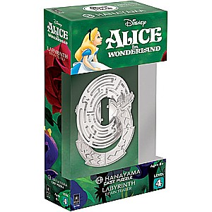 Alice Labyrinth Cast Puzzle