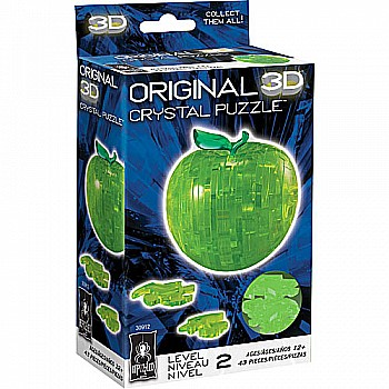 Original 3d Apple Green