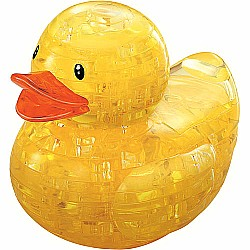 Duck 3d Crystal Puzzle