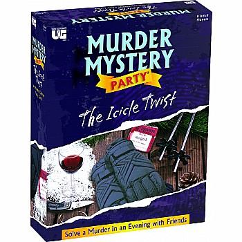 Icicle Twist-Murder Mystery Party Games