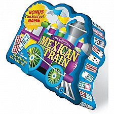 Mexican Train Deluxe Double 12 (dots)